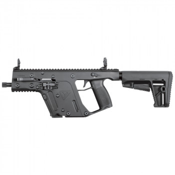 "KRISS VECTOR SBR  9MM 5.5"" 17RD BLK"