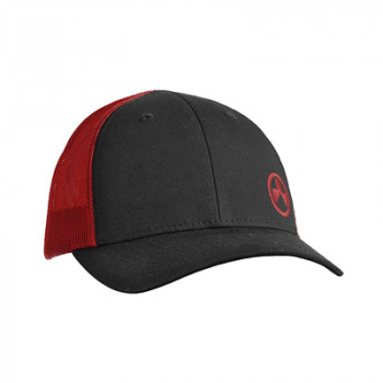 MAGPUL ICON TRCKR HAT M/L RED/BLK